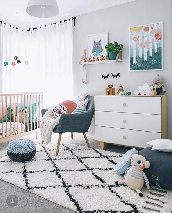 Fun Design Tips For Your Babys Room A Bird with a French Fry